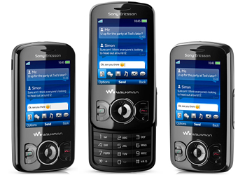 Sony Ericsson Spiro Black Mobile Phone on Orange Pay As You Go    review