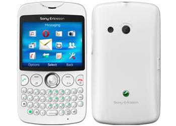 Sony Ericsson TXT CK13i Mugua Vodafone Pay As You Go Phone