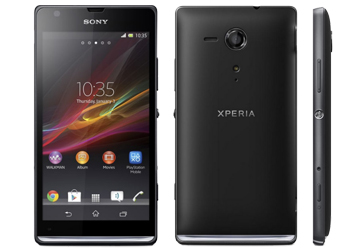 Sony Xperia SP SIM Free / Unlocked Smartphone Mobile Phone - Black