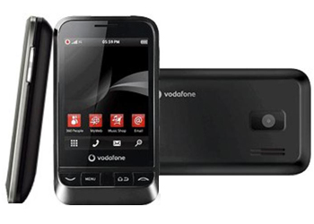 Vodafone 845 Android Phone On Vodafone Pay As You Go    review