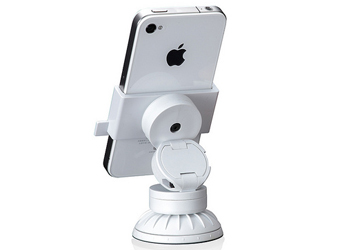 Xtand Go In-Car Holder ST-169W White for Apple iPhone 4/4S