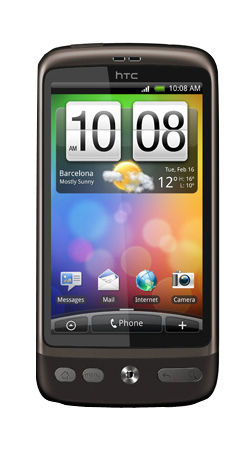 HTC Desire Bravo Sim Free Unlocked Mobile Phone
