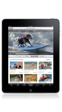 Apple iPad 3G 64GB UK Specs