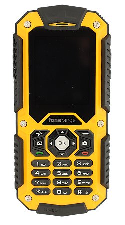 Rugged 128 Tough Sim Free/Waterproof, Dustproof,Shockproof