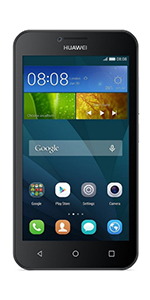 Huawei Y5 Sim Free Smartphone - Black