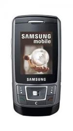 Samsung D900i Black On Vodafone PAYG Mobile Phone