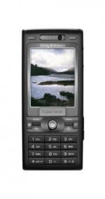 Sony Ericsson K800i Black On Vodafone PAYG Mobile Phone