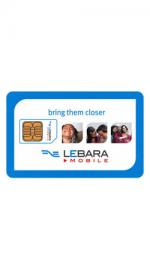 Lebara Global PAYG Sim Card Pack