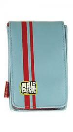 Maloperro Roller Classic Bianco Light Blue Mobile Case