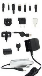 Universal Emergency Charger With Adapters