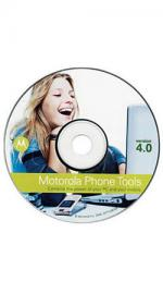 Motorola Mobile Phone Tools version 4.0/4.01 CD