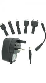 Fonerange Universal Mains Charger with 6 Adapter for Nokia 7900