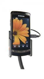 Brodit Active Holder Tilt Swivel Cradle With Cig-plug for Samsung i8910
