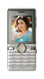 Sony Ericsson S312 Honey Silver Mobile Phone on T Mobile PAYG