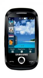 Samsung S3650 Genio T-Mobile PAYG Mobile Phone Black