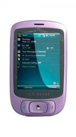 Vairy Touch Lilac Mobile Phone on T-Mobile PAYG