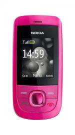 Nokia 2220 Slide Pink Mobile Phone on T-Mobile PAYG
