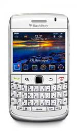 BlackBerry 9700 Onyx White Mobile Phone Unlocked Sim Free