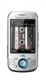 Sony Ericsson Zylo (W20i) Mobile Phone on Vodafone Pay as You Go