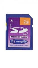 Integral Memory SD Card 2 GB