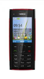 Nokia X2-00 T-Mobile Pay as You Go Mobile Phone Black/Red