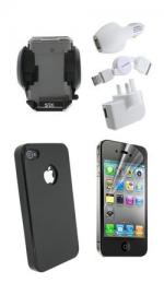 Fonerange Complete Starter Pack for Apple iPhone 4/iPhone 4S