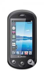 T-Mobile Vibe E200 Black Mobile Phone On Pay As You Go