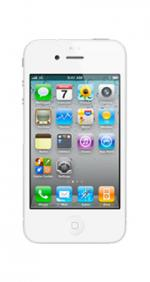 Apple iPhone 4 32GB Sim Free Unlocked Mobile Phone   White