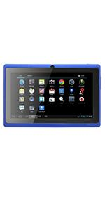 Click to view product details and reviews for 785 Inch Quad Core Kitkat Tablet Bluetooth 1gb 8gb 2 X Camera Blue.