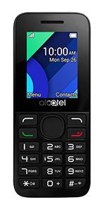 Click to view product details and reviews for Alcatel 1054x Black Front Black Back Sim Free Smartphone.