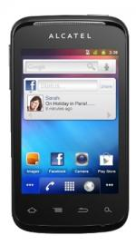 Alcatel OT-983 O2 Pay As You Go Mobile Phone Black