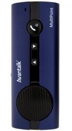 Avantalk Universal Bluetooth Carkit Blue