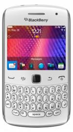 Blackberry Curve 9360 Orange Pay As You Go Mobile Phone White