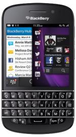 BlackBerry Q10 SIM Free / Unlocked Qwerty Touchscreen Mobile Phone- 16GB- Black