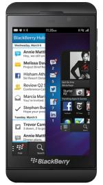 Blackberry Z10 Sim Free Unlocked Mobile Phone - Black