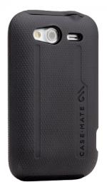 Case Mate HTC Wildfire S Tough Case Cover Black