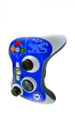 Chelsea FC Skin Sticker for Xbox 360 Controller