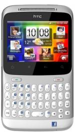 HTC ChaCha Android Sim Free Unlocked Mobile Phone - Silver