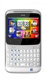 HTC ChaCha Android T-Mobile Pay As You Go Phone Silver White