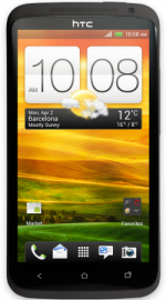 HTC One X Sim Free Unlocked Android Mobile Phone - Endeavour Grey