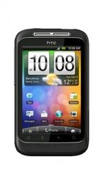 HTC Wildfire S Android Orange Pay As You Go Mobile Phone - Black
