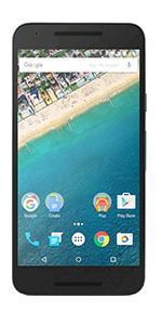 LG Nexus 5X 32GB Sim Free Mobile Phone - Carbon Black
