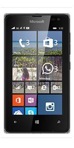Microsoft Lumia 532 Sim Free 8GB Windowsphone - White