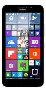 Microsoft Lumia 640 Sim Free Dual Sim Smartphone - White