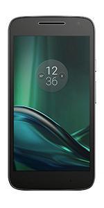 Motorola Moto G4 Play 8GB Sim Free Smartphone - Black