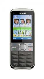 Nokia C5-00 O2 Pay As You Go Mobile Phone