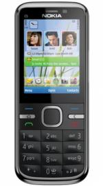 Nokia C5-00.2 Sim Free Unlocked Mobile Phone – Black