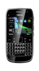 Nokia E6-00 Sim Free Unlocked Mobile Phone - Black