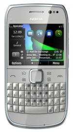 Nokia E6 00 Sim Free Unlocked Mobile Phone   Silver