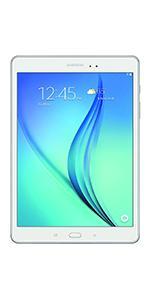 Samsung 9.7 Inch T550 Galaxy Tab A - White